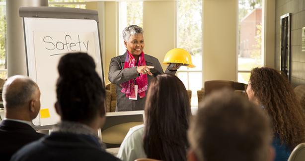 DCOA Recruits Community Ambassadors - People in a meeting