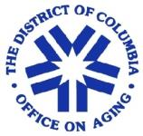 logo for DC Office on Aging