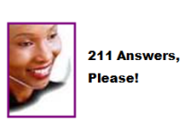 smiling woman and text 211 answers please