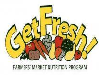 Get Fresh! Text Logo