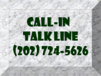 text Call-in Talk Line (202) 724-5676