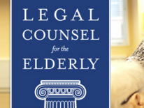 text Legal Counsel for Elderly book cover
