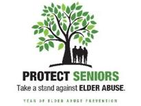 Protect Seniors from Elder Abuse Logo
