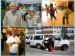 Montage of 4 picture featuring seniors and activities